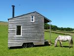 Shepherds hut, garen chalet for sale