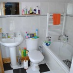 First floor bathrooim - tosnhouse for sale in mid Wales