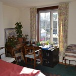 First floor bedroom in townhouse for sale in llanidloes