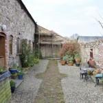 cuortyard oswestry shropshire barn conversion for sale