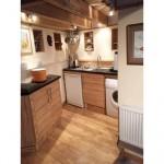 kitchen in granny annexe