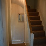 first floor landing - townhouse for sale in Powys, Wales